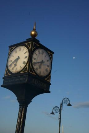 El reloj del pueblo